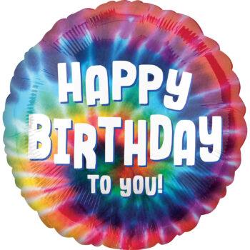 Folieballonnen Verjaardag