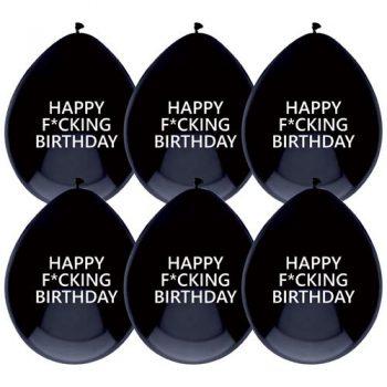 Happy F*cking Birthday