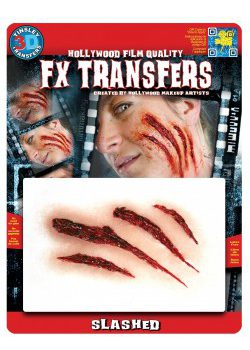 FX Transfers wonden