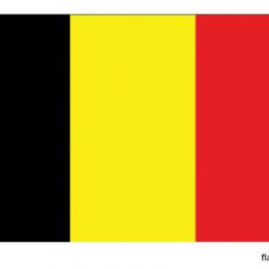 Belgische vlag - 150x90cm