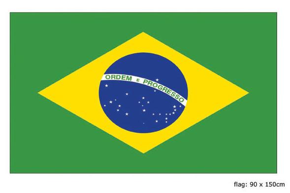 ᐅ gevelvlag brazilië vlaggen kopen
