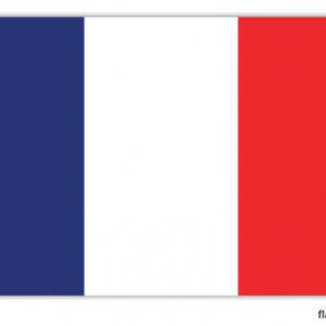 Vlag van Frankrijk - 150x90cm