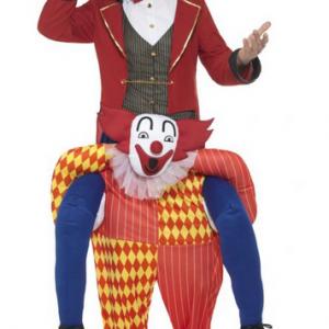 Carnavalskostuum - Funny Clown