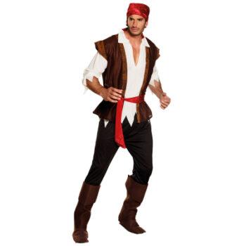 Thema kleding Piraat