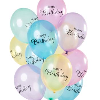 Ballonnen thema