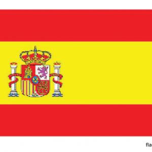 Vlag van Spanje - 150x90cm