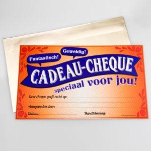 Cadeau-Cheques