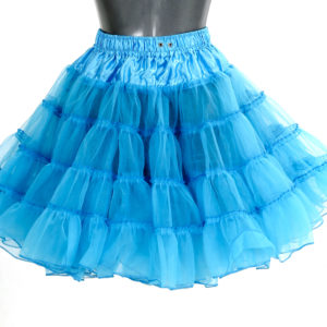 8aa9d56abff1a2 ᐅ Petticoat lang aquablauw Rokken Petticoats kopen
