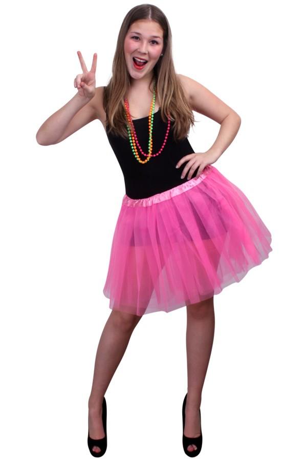 9c0844e3cdd590 ᐅ Tule rok roze Rokken Petticoats kopen